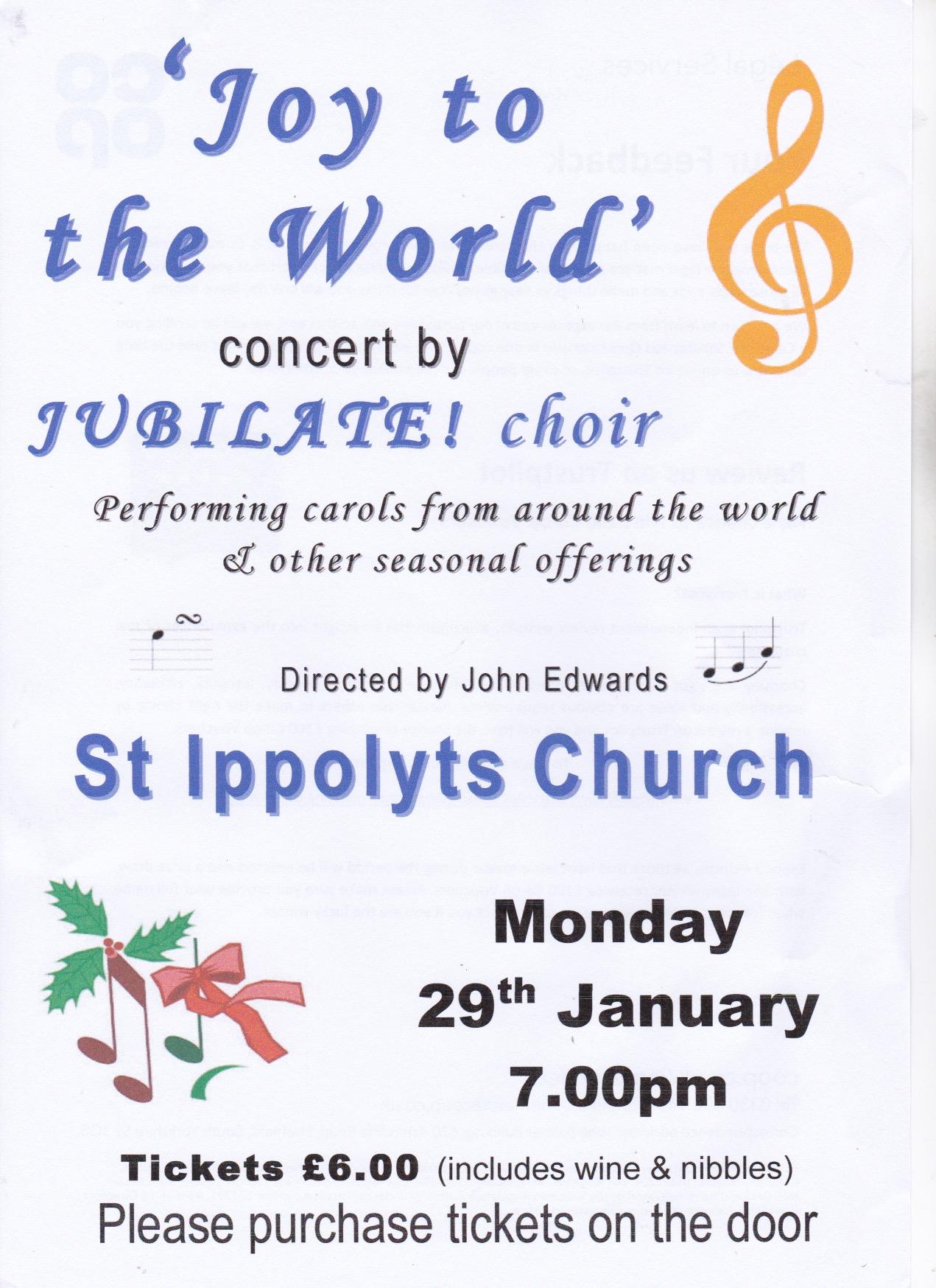 Jubilate Choir -
