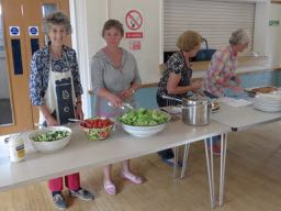 Community Lunch 2nd August 2017