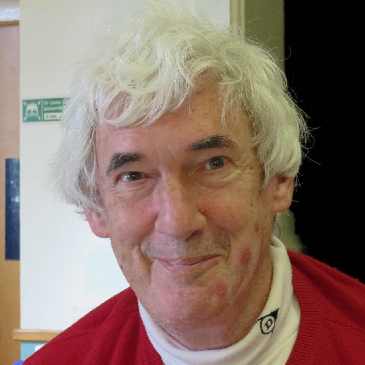 Revd Paul Lanham celebrates 50 years in the Ministry