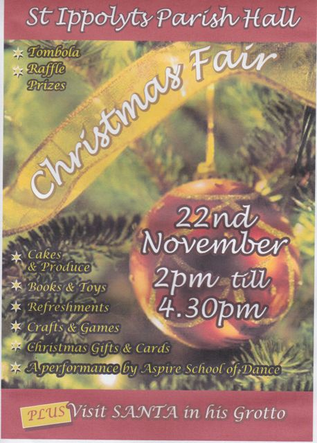 2014 Hall Christmas Fair Comp