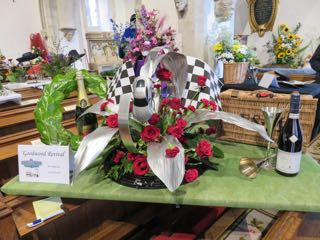 IMG 0194 rGoodwood Revival St Ippolyts Flower Festival 28th May 2016