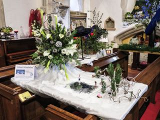 IMG 0197 rWinter Wonderland St Ippolyts Flower Festival 28th May 2016