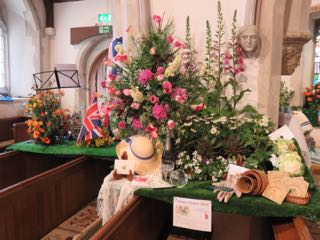 IMG 0198 rChelsea Flower Show St Ippolyts Flower Festival 28th May 2016