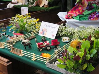 IMG 0200 rOn the Farm St Ippolyts Flower Festival 28th May 2016