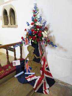 IMG 0205 rA night at the Proms St Ippolyts Flower Festival 28th May 2016
