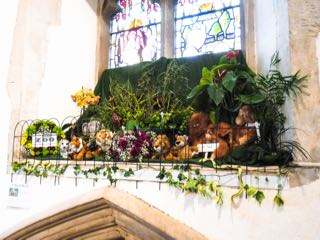 IMG 0212 rAt the Zoo St Ippolyts Flower Festival 28th May 2016