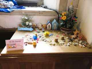 IMG 0249 rAt the seaside Flower Festival 28th May 2016