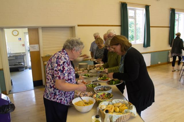 IMG 9535 Harvest Lunch  16th October 2016-9535