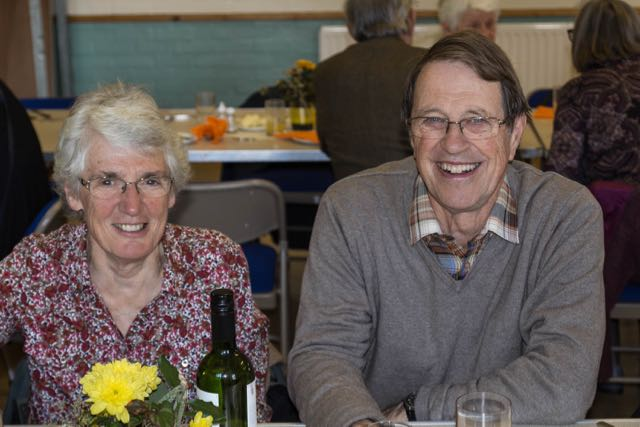 IMG 9553 Roger  Shelagh Harvest Lunch 16th October 2016-9553