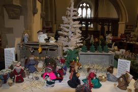 IMG 9677 St Ippolyts Church Crib Festival 2nd December 2017-9677