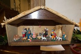 IMG 9678 St Ippolyts Church Crib Festival 2nd December 2017-9678