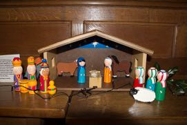 IMG 9685 St Ippolyts Church Crib Festival 2nd December 2017-9685