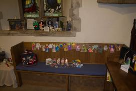 IMG 9691 St Ippolyts Church Crib Festival 2nd December 2017-9690