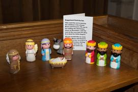 IMG 9694 St Ippolyts Church Crib Festival 2nd December 2017-9694