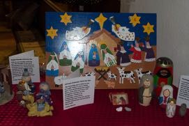 IMG 9695 St Ippolyts Church Crib Festival 2nd December 2017-9695