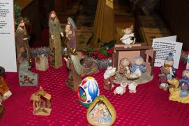 IMG 9696 St Ippolyts Church Crib Festival 2nd December 2017-9696