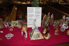 IMG 9698 St Ippolyts Church Crib Festival 2nd December 2017-9698