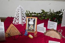 IMG 9705 St Ippolyts Church Crib Festival 2nd December 2017-9705