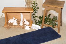 IMG 9714 St Ippolyts Church Crib Festival 2nd December 2017-9713