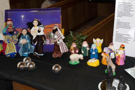 IMG 9715 St Ippolyts Church Crib Festival 2nd December 2017-9714