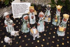 IMG 9721 St Ippolyts Church Crib Festival 2nd December 2017-9721