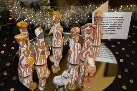 IMG 9722 St Ippolyts Church Crib Festival 2nd December 2017-9722