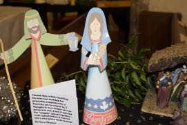 IMG 9724 St Ippolyts Church Crib Festival 2nd December 2017-9724
