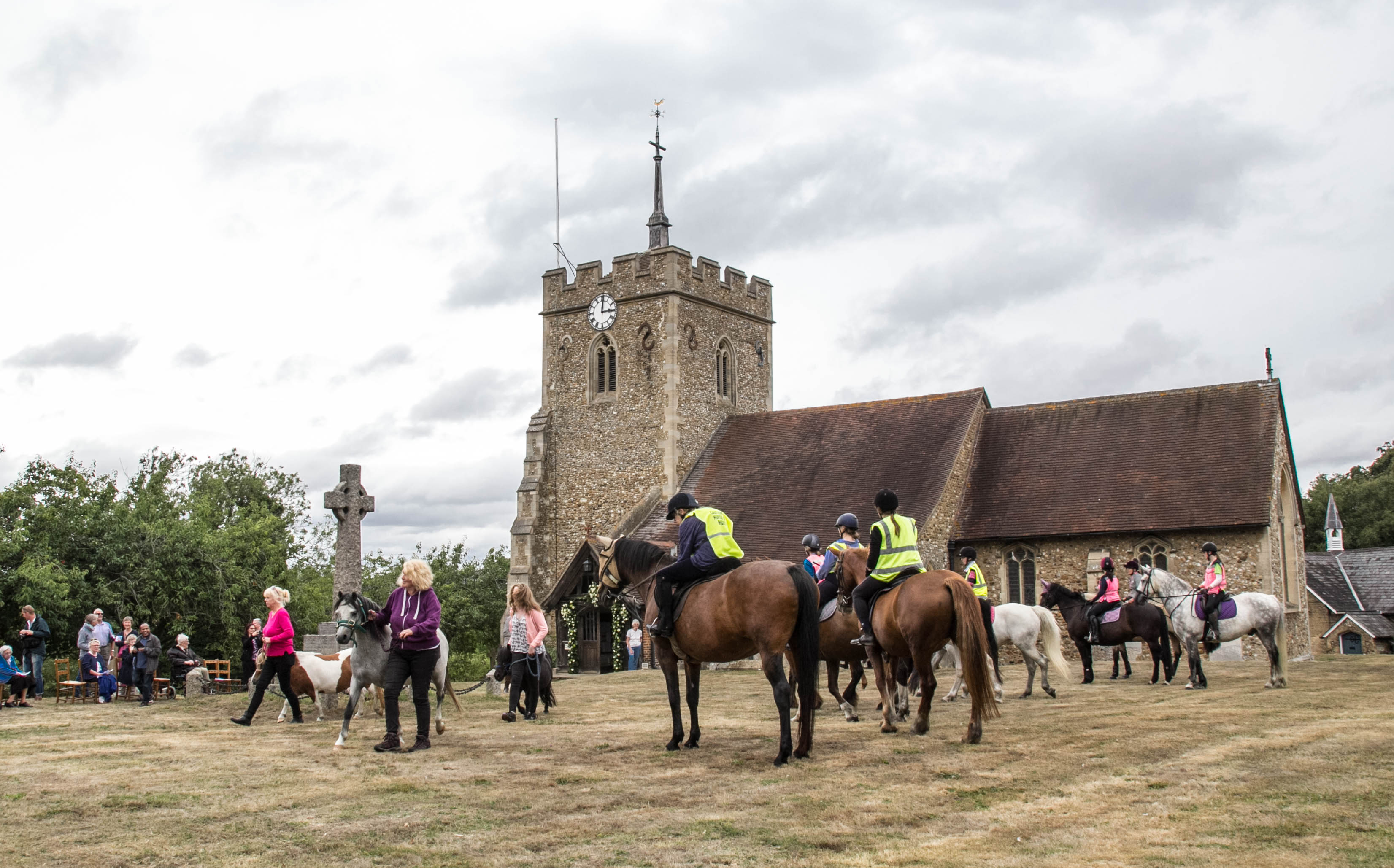IMG 9780 Horse Blessing Service 12th August 2018-9780