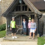 Herts & Beds Churches Bike 'n Hike
